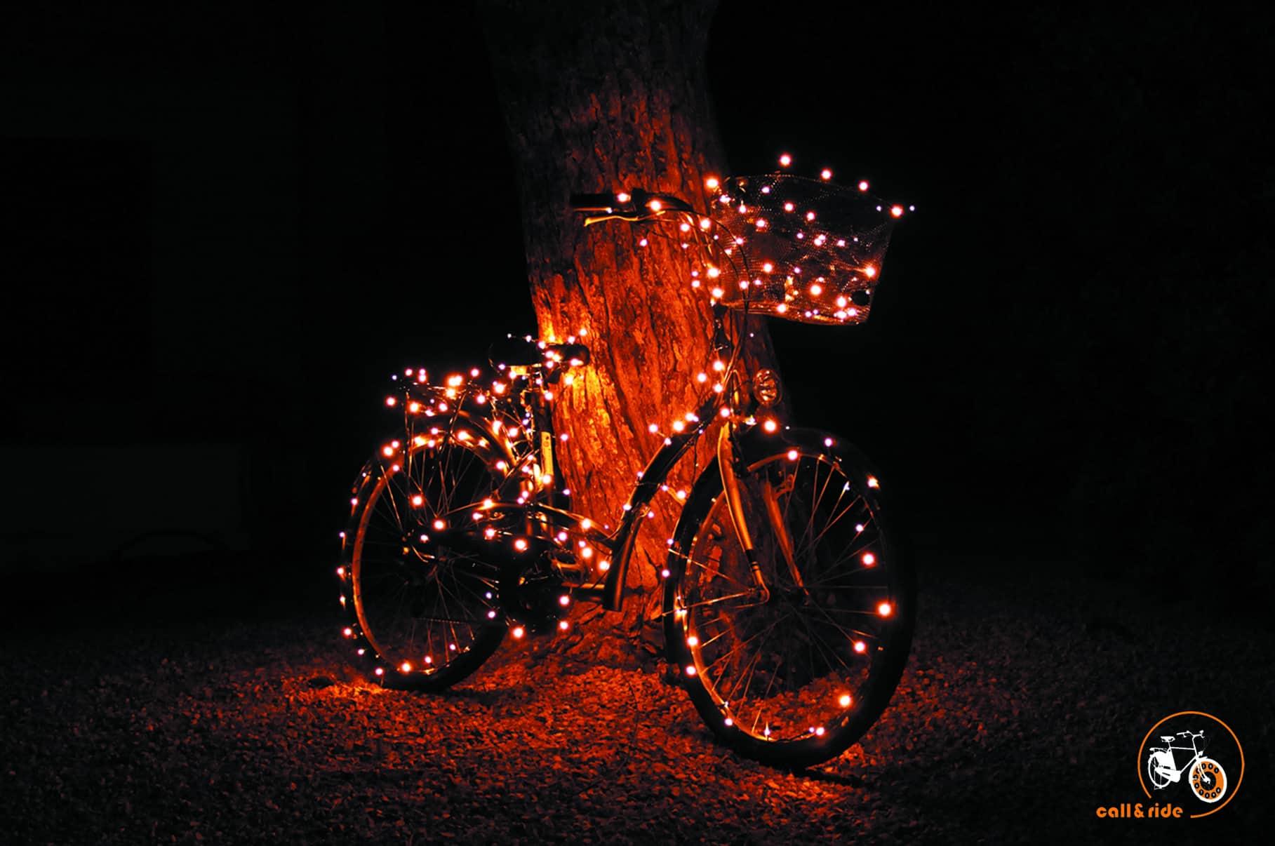 Christmas bike tour - call&ride